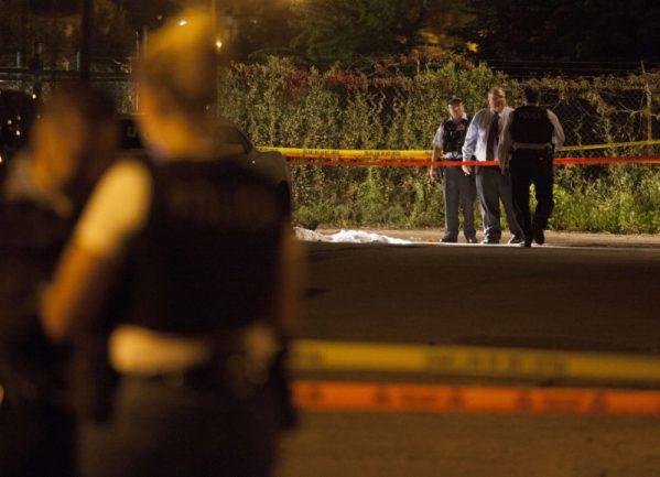 Murder in Chicago