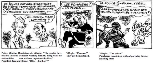 Rivarol Cartoon