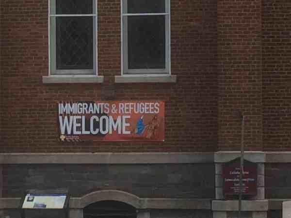 Catholic Atlanta Church Welcomes Refugees