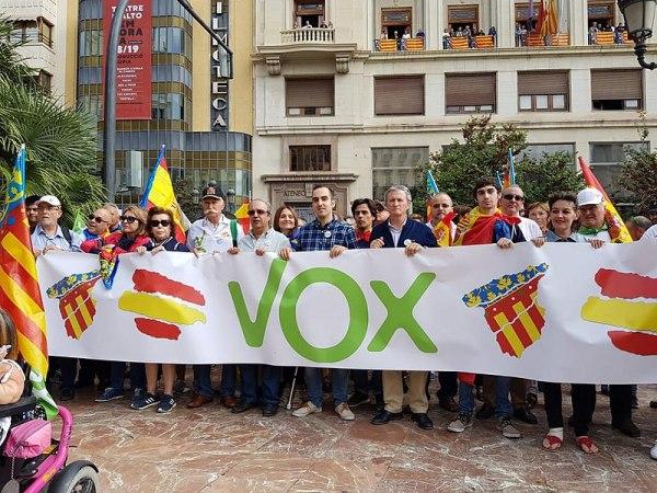 Vox in Spain