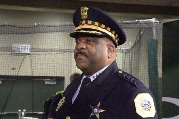 Police SuperintendentEddie Johnson