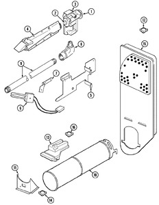 LA-1053 : Whirlpool Dryer Thermal Fuse & High-Limit