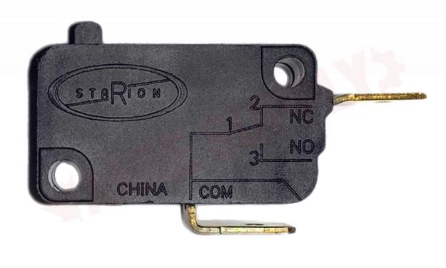 whirlpool microwave door switch