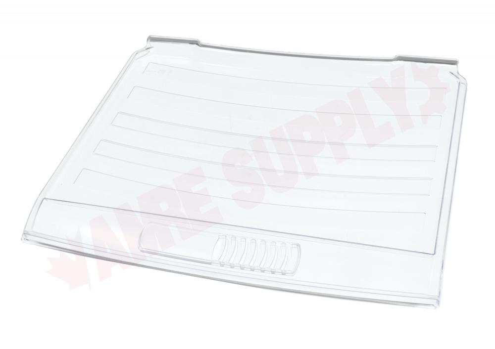 WPW10348339 : Whirlpool Refrigerator Crisper Cover, Clear
