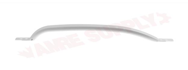 297311201 : Frigidaire Refrigerator Door Handle, White
