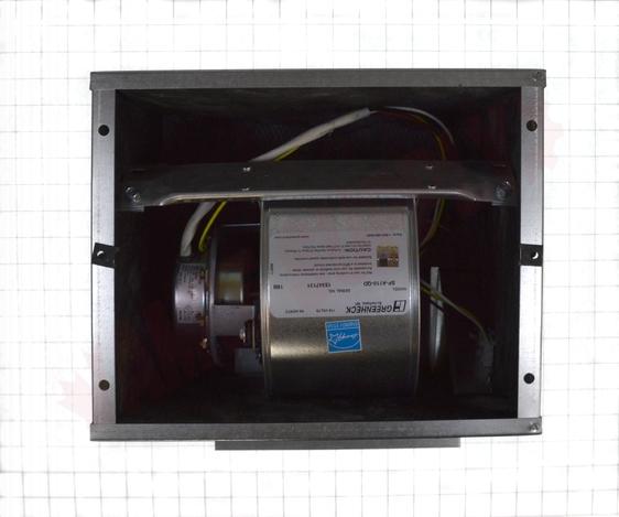 sp a110 greenheck exhaust fan 119