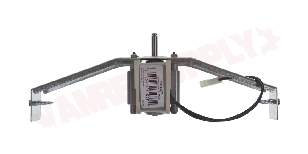 S10941071 : Broan/Nutone Range Hood Motor & Bracket Assembly