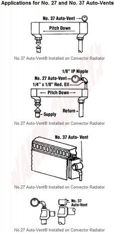 NO.27 : Maid-O-Mist Auto Vent Horizontal 1/8