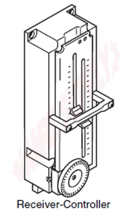 P541-RA : Robertshaw 2341-502 Pneumodular Receiver