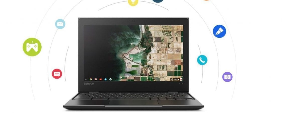 Amridge Chromebook Program