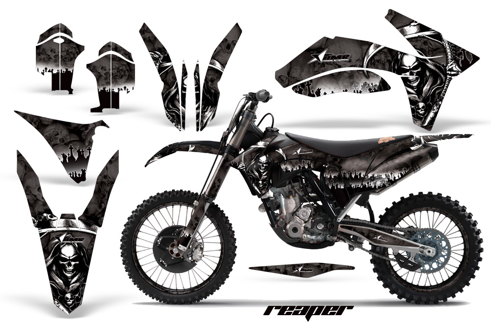 2011-2012 SX, SX-F KTM Motocross Graphic Decal sticker Kit