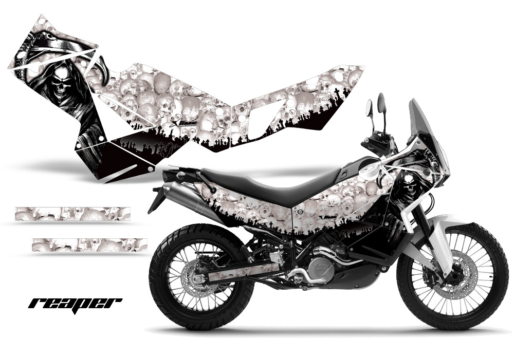KTM Adventurer 990 Street Bike Graphic decal sticker Kit ktm