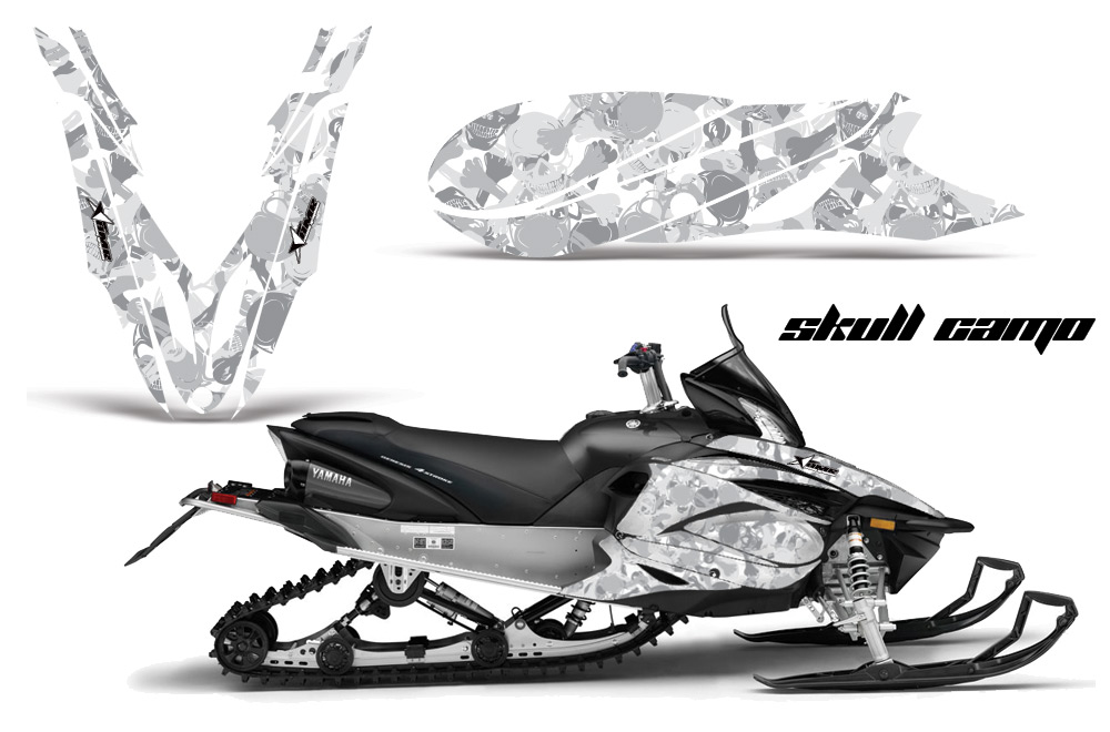 Yamaha Apex Sled Snowmobile Graphics Decal Kit 2012-2016