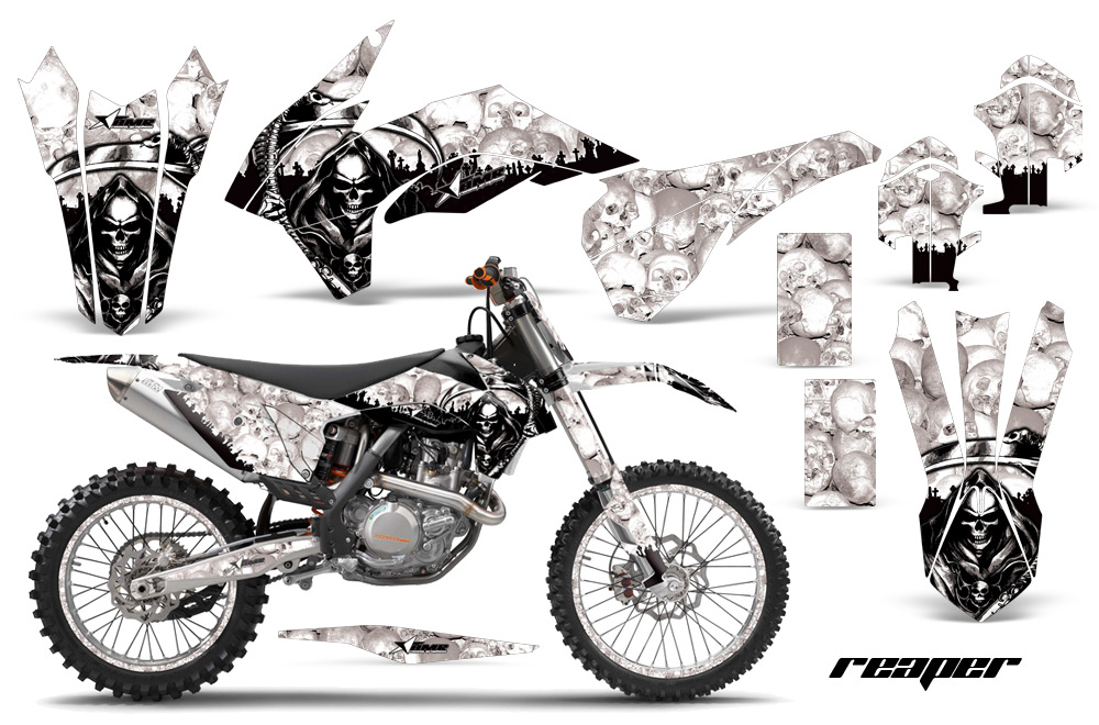 2013 SX/SX-F/XC/XC-F 125-450 KTM Motocross Graphic Decal