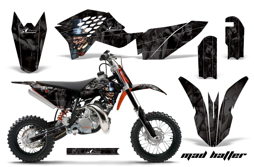 2009-2015 KTM SX50 Graphics Kit . Over 40 Designs