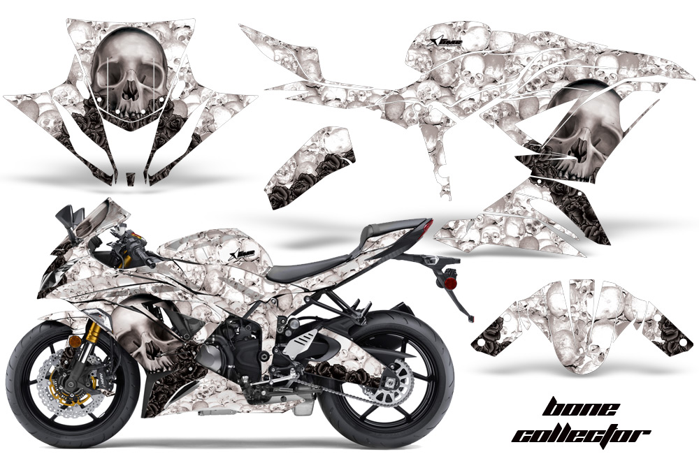Ninja 636 ZX6-R Graphics .Kawasaki Street Bike Graphic