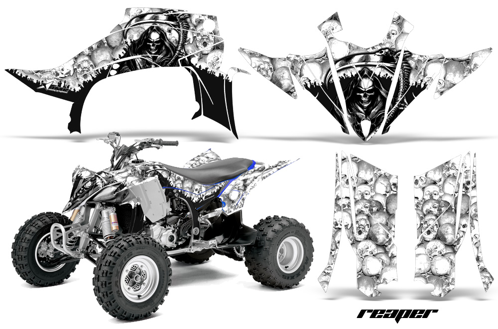 Yamaha Quad Graphic sticker decal Kit for 2014-2016 YFZ450 ATV