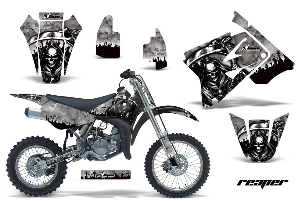 Suzuki RM 85 Dirt Bikes Graphic Kit 2002-2015