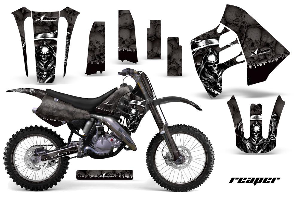 Suzuki RM 125 1992 RM 250 1989-1992 Dirt Bikes Graphic Kit