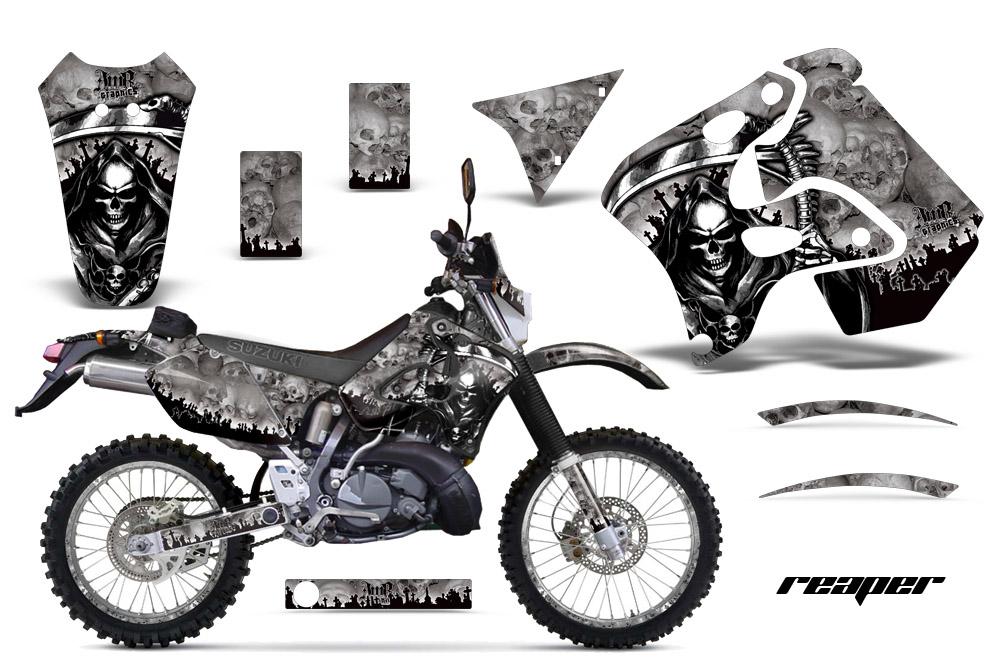 Suzuki RMX 250S Dirt Bikes Graphic Kit 1996-1998