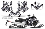 Graphic Decal Kits for Snow Mobile Sleds. Arctic Cat