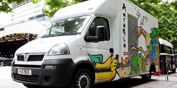 amrutha food truck 4