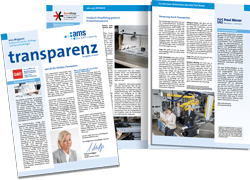 ams.Magazin transparenz 01.2017