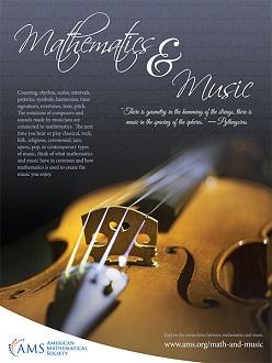 Mathematics & Music poster