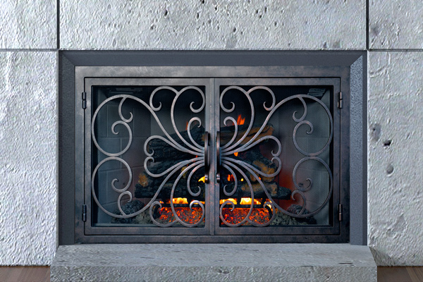 AMS Fireplace Inc.  Burn Brilliantly
