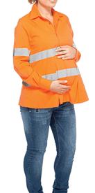 maternity workwear empowers women in mining