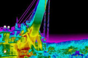 thermography in mining