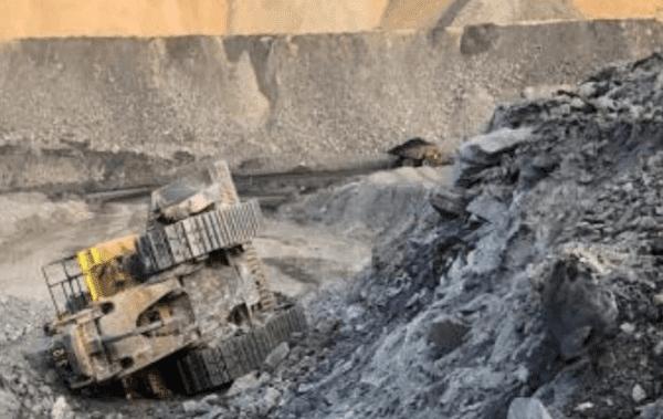 mining safety incident dozer rollover