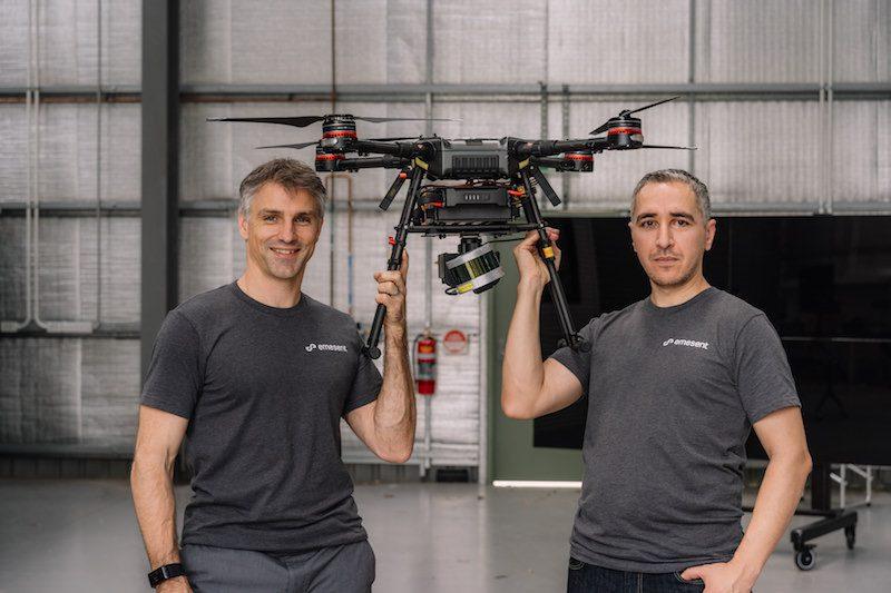 mining drones