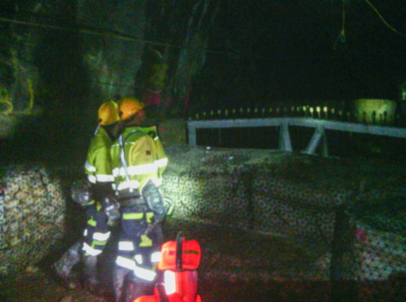 Pike River Update - The weir in the mine drift will be removed prior to entry to the 170 metre seal
