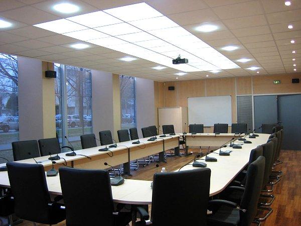 Amnagement Salle De Runion Paris Agencement De Salle