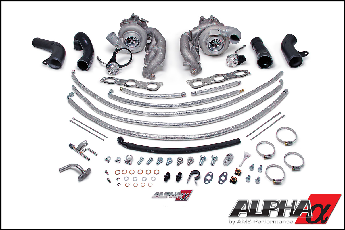 Alpha 9 R35 Gt R Bolt On Turbo Upgrade