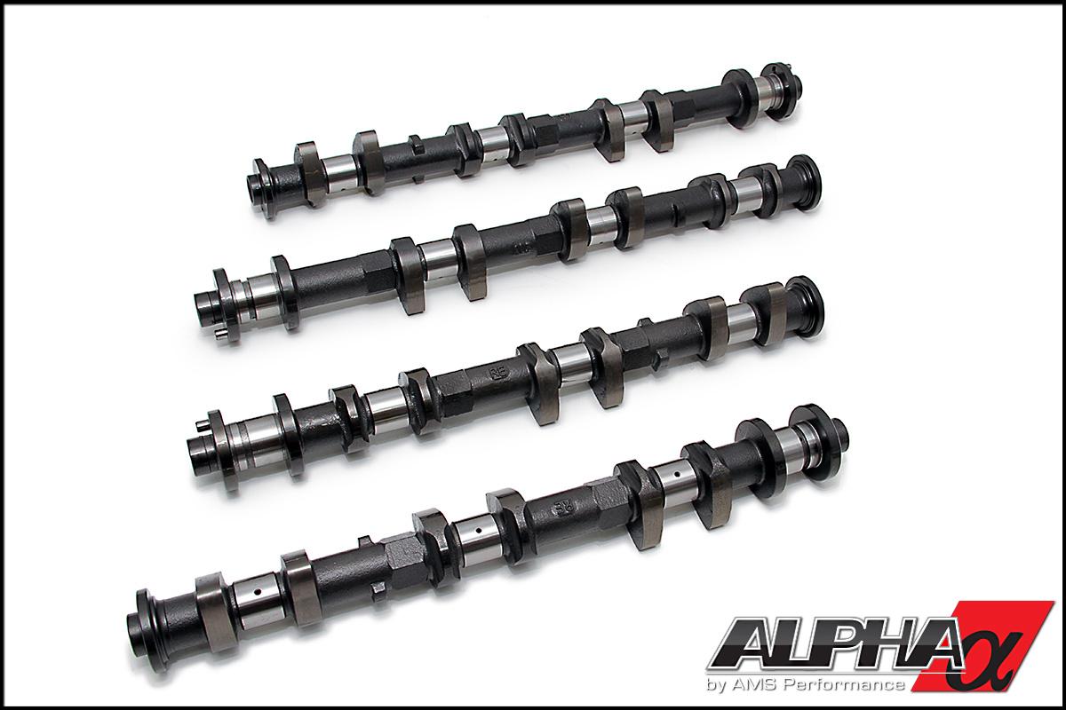 Alpha R35 GT-R Alpha Series Camshafts