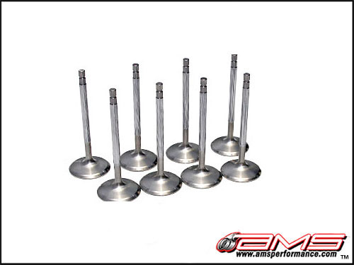 Ferrea Mitsubishi Lancer Evolution X Super Alloy 1mm O.S