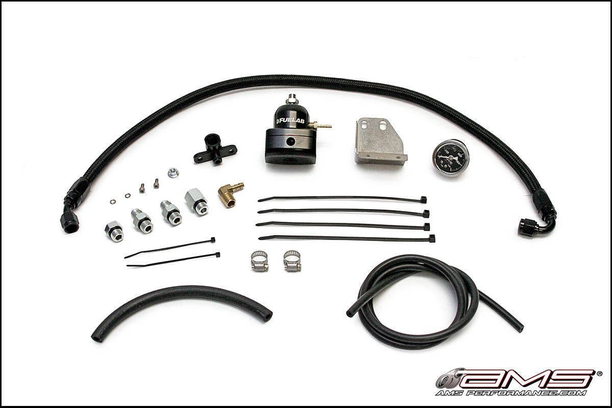 camaro fuel pressure regulator