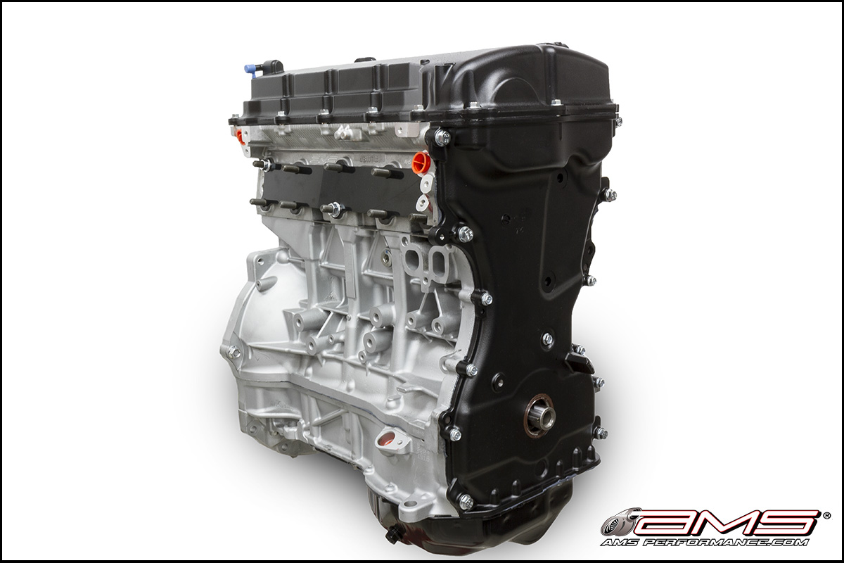 hight resolution of ams mitsubishi lancer evolution x 4b11 stage 1 crate engine