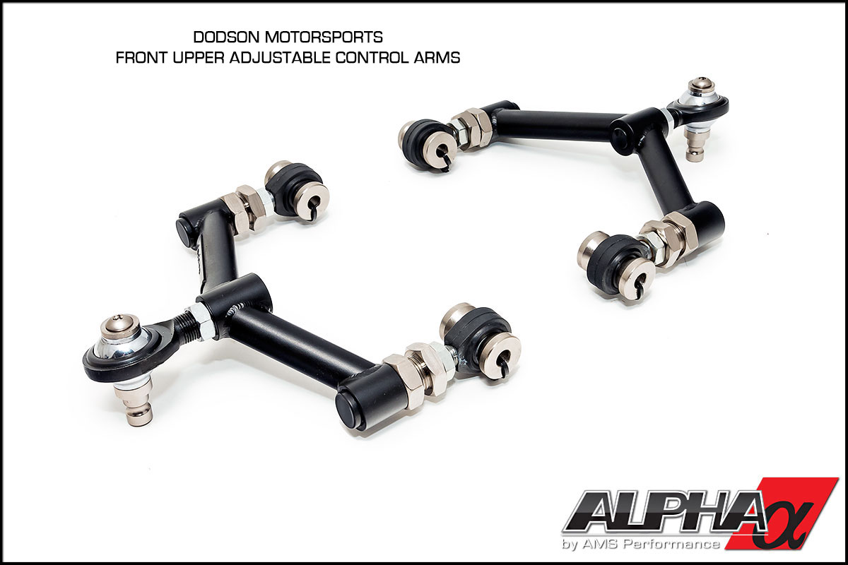 Alpha Spec R35 Gt R Track Suspension Package