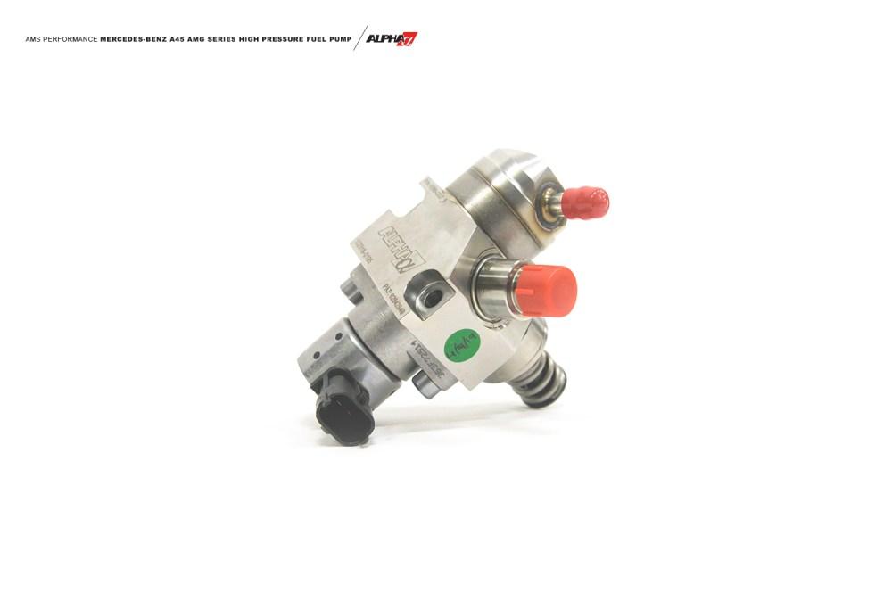 medium resolution of alpha mercedes benz a45 series high pressure fuel pump