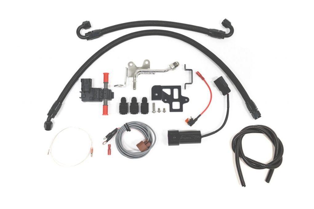 q50 q60 flex fuel mods upgrade kit