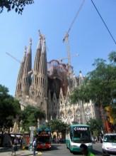 In 2011 was ik al diep onder de indruk van de Basiliek (foto: R.J. van Amstel, 2011)