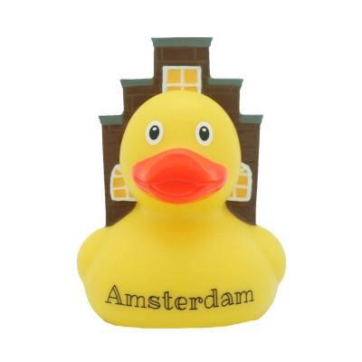 amsterdam rubber duck