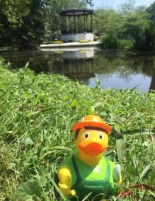 Gardener Rubber Duck