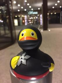 Ninja Rubber Duck Okura