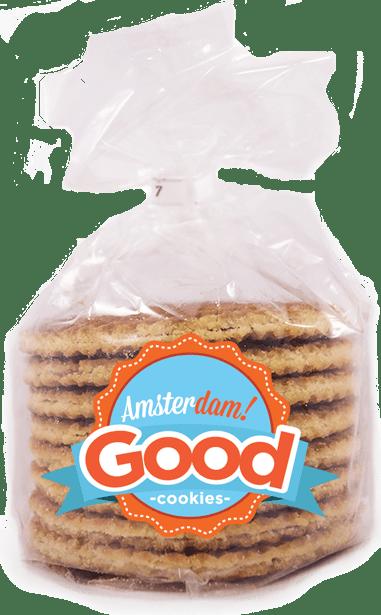 stroopwafels Amsterdam! Good Cookies