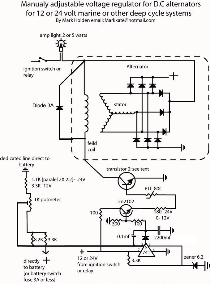 Delco Alternator Wiring Diagram 24v,Alternator.Free Download ...