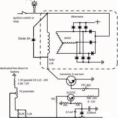 Bosch 24v Alternator Wiring Diagram Fuse For 1993 Honda Civic Self Build Adjustable Controler